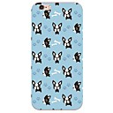 Buy iPhone 7 7Plus Cartoon Dog Pattern TPU Ultra-thin Soft Back Cover 6s 6 Plus 5s 5 5E