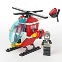 Buy Action Figures & Stuffed Animals / Building Blocks Gift Model Toy Helicopter ABS5 7 Years 8 13