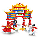 Buy Pretend Play / Building Blocks Gift Model & Toy Chinese Architecture ABS5 7 Years 8
