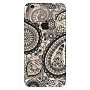 Buy iPhone 7 Plus 6S 6 Case Cover Flower Pattern Relief TPU Acrylic Material Phone