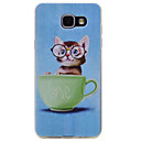 Buy Samsung Galaxy A510 A310 Kitten Pattern TPU High Purity Translucent Soft Phone Case