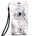 Buy Samsung Galaxy J1(2016) J3 J310 J5 J510 J7 J710 9082 G360 G530 on5(2016) Case Cover Dandelion Pattern 3D Relief PUP Material Phone