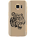 Buy Samsung Galaxy S7 Edge S6 Case Back Cover Tiger Pattern Soft TPU Plus Active S5