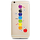 Buy Pattern Case Back Cover Playing Apple Logo Soft TPU iPhone 7 Plus / 6s Plus/6 6s/6