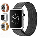Buy Milan Milanese Stainless Steel Strap watchband Strong magnet Watch Bands Apple iwatch