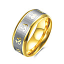 Buy Fashion Vintage Jewelry Ring Jewellery 316L Stainless Steel Punk Rock Male Rings Retro Aneis TGR071