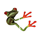 Buy ZIQIAO 3D Frogs Waterproof Car Sticker Funny Gecko Automobiles & Motorcycles Decal