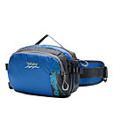 Buy 3 L Waist Bag/Waistpack Leisure Sports Traveling Outdoor Multifunctional Dark Gold Nylon