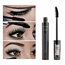 Buy Women Black 3D Fiber Mascara Volome Curl Thick Waterproof Eyelashes Extension Brand Makeup Maquillage