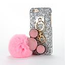 Buy DIY Case Back Cover Glitter Shine Ears Pendant Hard PC Apple iPhone 7 Plus 6s 6