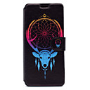 Buy Sony Xperia XA E5 Case Cover Sheep Antlers Pattern HD Painted Voltage TPU Process PU Skin Phone C6 Ultra