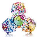 Buy Fidget Hand Spinner Finger Tri-Spinner Gyroscope Beyblades Metal Fusion Beyblade Toys Cube Spinning Top