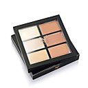 Buy Natural Professional Concealer 6 Colors Contour Palette Makeup Foundation Base Face Cream Cosmetic Make Bronzer Color Primer