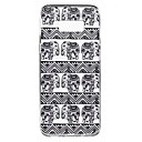 Buy Samsung Galaxy S8 Plus Case Cover Like Pattern High Penetration TPU Material Phone S7 edge S6 plus S4 Mini