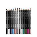 Buy 12Pcs/Set Colorful Eyeliner Pencil Set Lasting Eye Liner Pen Waterproof Professional Brand Makeup