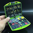 Buy Fishing Tackle Box Accessories Swivels Jig Hooks Case Mini