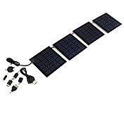 휴대 전화에 대한 접이식 태양 광 충전기