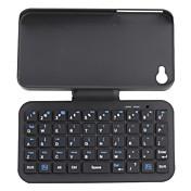 Tastiera QWERTY con custodia per iPhone 4 e 4S
