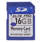 16기가바이트 고속 엘리트 프로 SD 메모리 카드