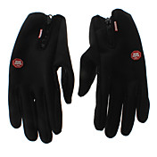 WINDSTOPPER Negro Warm-keeping/Windproof Touch Screen Guantes Ciclismo