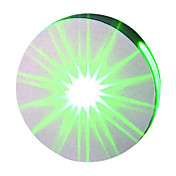 LED Integrado Moderno/Contemporáneo Galvanizado Característica for LED Mini Estilo Bombilla Incluida,Luz Ambiente Luz de pared