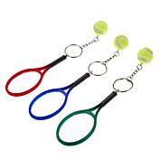 테니스 세트 스타일 체인 (색상 랜덤)