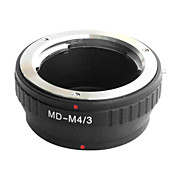 Lentes Minolta MD MC EMOLUX para Micro 4/3 adaptador de E-P1 E-P2 E-P3 G1 GF1 GH1 GH2 G3 G2 GF2 GF3