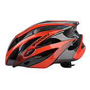 MOON 여성용 남성용 남여 공용 자전거 헬멧 21 통풍구 싸이클링 사이클링 산악 사이클링 도로 사이클링 L : 58-61CM M : 55-58CM PC EPS