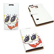 Para Funda Samsung Galaxy Soporte de Coche / Flip / Diseños Funda Cuerpo Entero Funda Dibujos Cuero Sintético Samsung S5