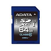 ADATA 65GB SD 카드 메모리 카드 UHS-I U1 CLASS10