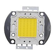 zdm ™ bricolaje de potencia de 50W 4000-5000lm luz blanca natural de módulo LED integrado (32-35v)