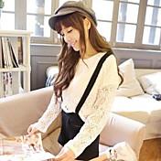 여성의 복고풍 검은 색 모직 신문 모자
