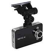 자동차 DVR 캠코더 카메라 K6000 1080P Full HD 나이트 비전 140 각도 렌즈 2.7 TFT LCD 스크린 G-센서