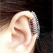 Mujer Puños del oído Legierung Forma de Cráneo Joyas Para Fiesta Diario Casual