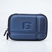 "Caja del filtro de eva protectora pu + tomtom para 5 ""navegador gps"