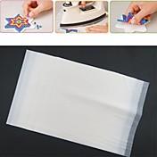 아이 공예 퓨즈 비즈 하마 비즈에 대한 개입 흰색 다림질 종이 DIY 퍼즐 추구한다 (23x19x0.1cm)