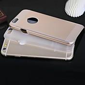 용 아이폰6케이스 / 아이폰6플러스 케이스 Other 케이스 뒷면 커버 케이스 단색 하드 PC iPhone 6s Plus/6 Plus / iPhone 6s/6