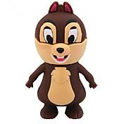 다람쥐 2.0 플래시 드라이브 펜 드라이브 artoon 16기가바이트