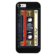 Tape Pattern Back Case for iPhone 6