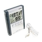 """2.5 """"디지털 LCD 습도 / 습도계 및 온도계 (1 * AAA)"""