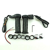 conjunto universal moto motocicleta calefacción calienta puños del manillar