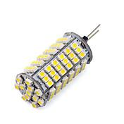 9W G4 LED 콘 조명 T 102 SMD 3528 1200 lm 따뜻한 화이트 / 차가운 화이트 DC 12 V 1개