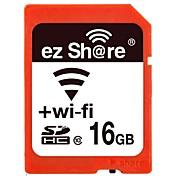 ez Share 16GB 와이파이 SD 카드 메모리 카드 CLASS10