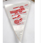disposableicingpastrydisposable 배관 가방 금형 도구를 장식 100PCS 케이크