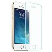 아이폰 5 / 5S / 5C / 자체에 대한 hzbyc® 스크래치 방지 초박형 강화 유리 화면 보호기