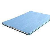 Fundas con Soporte (Cuero PU , Blanco/Verde/Azul/Rosado/Oro) - de Color Puro para Manzana iPad 2/iPad 4/iPad 3