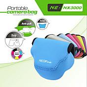 삼성 NX3000 카메라 20-50mm 렌즈 유행 neopine 네오프렌 부드러운 삼각형 카메라 케이스 가방