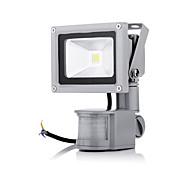 10W Focos LED 1 LED de Alta Potencia 2800-6500 lm Blanco Cálido / Blanco Fresco Sensor AC 85-265 V 1 pieza