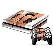 B-skin® PS4 보호 스티커 커버 피부 컨트롤러 피부 스티커