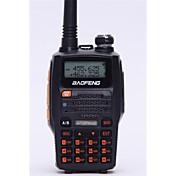 BaoFeng Portátil / Digital UV-5R UP Radio FM / Comando por Voz / Banda Dual / Display Dual / Standby Dual / Pantalla LCD / CTCSS/CDCSS